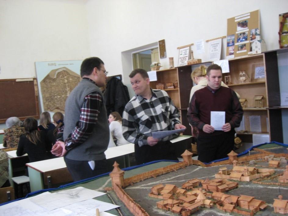 На одном из совместных с ЕГУ им. И.А.Бунина семинаре